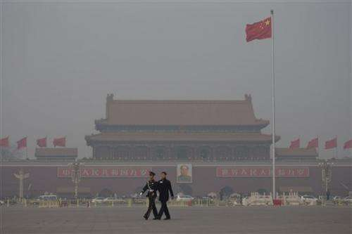 China wrestles with cost of cleaner environment