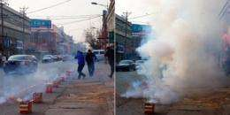 Chinese New Year fireworks harm health