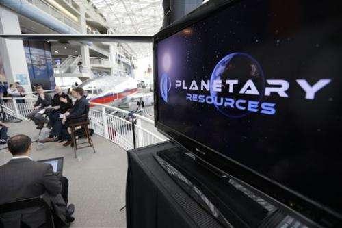 Company seeking money to build space telescope