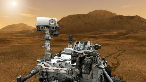 Curiosity Resumes Science After Analysis of Voltage Issue