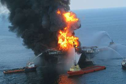 Disaster expert cites 'failure to learn' for Deepwater Horizon blowout