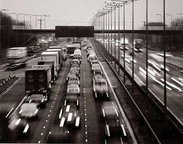 Eliminating unexplained traffic jams