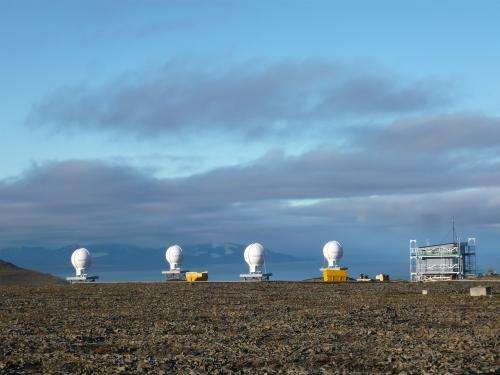 European ground stations enable Galileo search and rescue testing