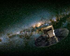 Gaia on a mission to map billions of stars in the Milky Way