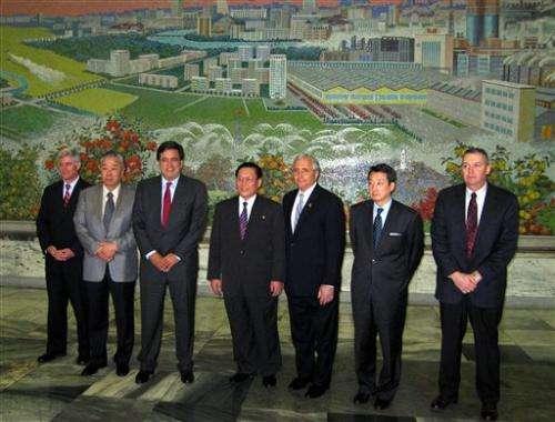 Google chairman heading to North Korea