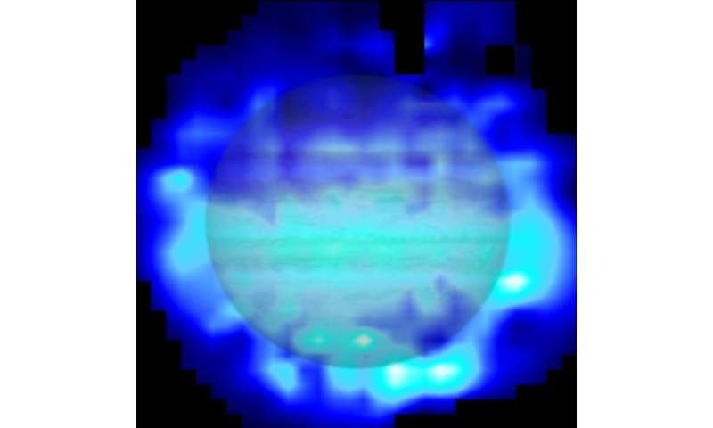 Herschel links Jupiter's water to comet impact