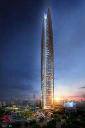 Jakarta's 99-story Pertamina tower makes energy key design principle