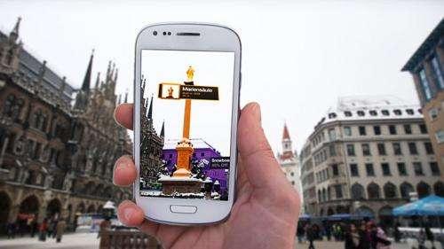 Metaio announces AR processing unit for phones