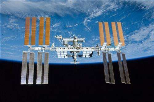 NASA debates space station repairs or restocking
