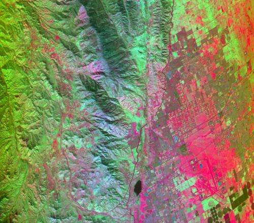 NASA's HyspIRI: Seeing the forest and the trees and more!