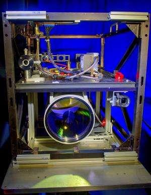 NASA technologists embrace laser instrument challenge