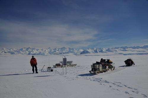[news] Measuring tiny icequakes