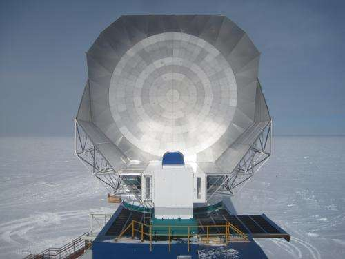 'Nuisance' data lead to surprising star-birth discovery