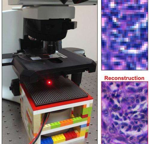 Pushing microscopy beyond standard limits