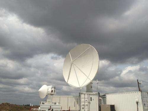 Rain, rain, don't go away: NASA's GPM mission completes successful Iowa Flood Studies field campaign