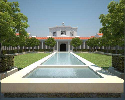 Roman emperor's virtual villa to be unveiled Friday