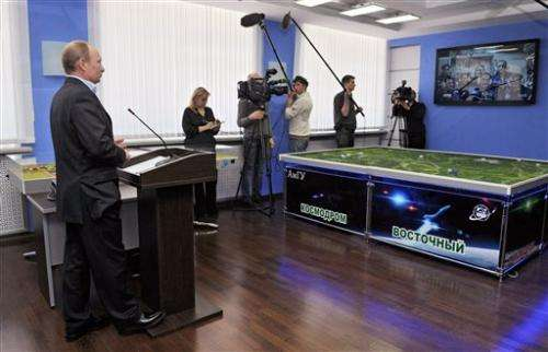 Russia to continue using Kazakhstan's space center