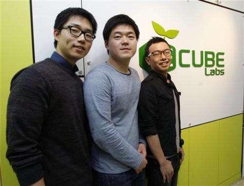SKorea fosters startups as it seeks economic shift