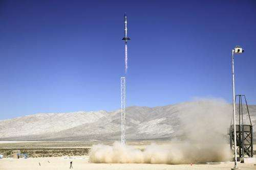 Small satellites soar in high-altitude demonstration