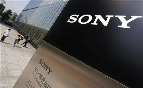 Sony chief says time needed to study proposal