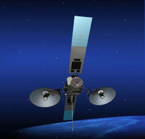 TDRS-K offers upgrade to vital communications net