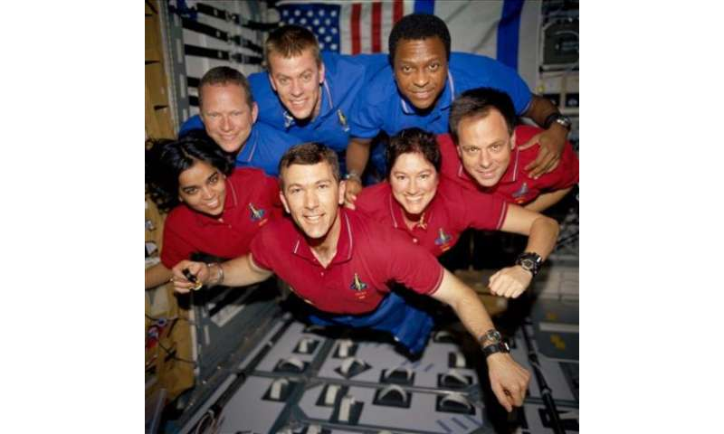 Ten years since loss of space shuttle Columbia