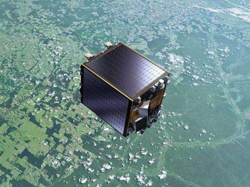 Testing time for Proba-V, ESA's global vegetation tracker