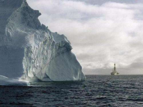The Antarctic polar icecap is 33.6 million years old
