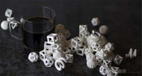 The ultimate iron chef: When 3D printers invade the kitchen