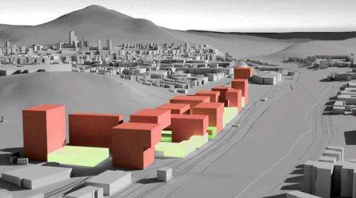 Transforming urban wasteland into opportunity