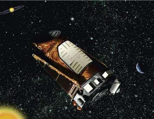 US space agency's planet-hunting telescope broken