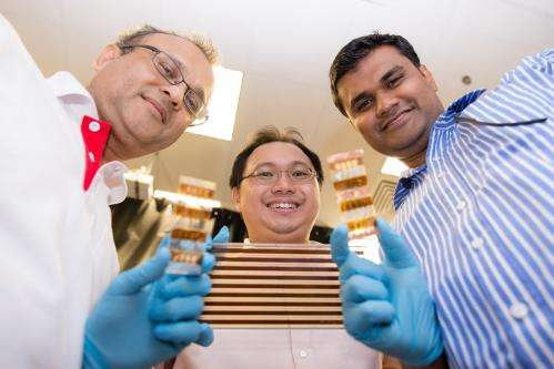 Scientists make breakthrough solar technology