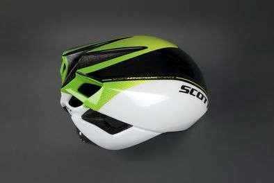New helmet design to give a pro cycling edge