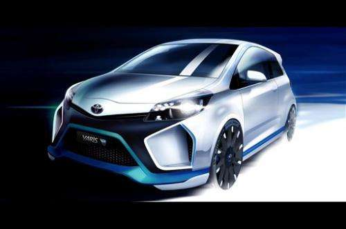 Hybrids, concept cars generate auto show buzz