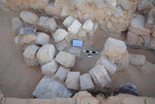 Archaeologists uncover lost Roman outpost in southern Jordan
