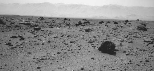 Curiosity rover nearing first anniversary on Mars