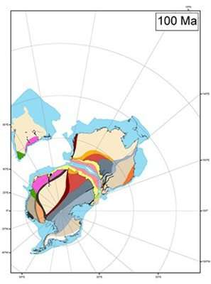 Study reveals ancient jigsaw puzzle of past supercontinent