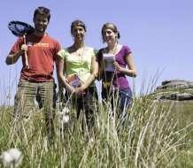 Researchers identify wildlife refugia in Dartmoor National Park