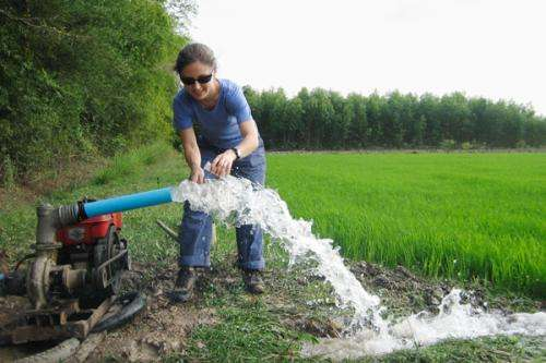 Scientists find new arsenic threat in deep water wells