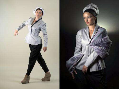How smart are your clothes? Researcher designs interactive electronic fabrics