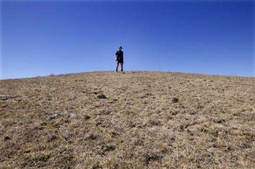 New Zealand drought hurting farmers and economy