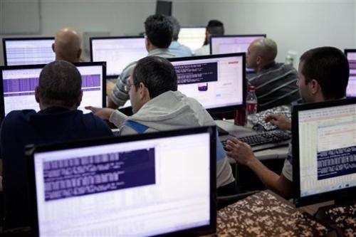 AP Exclusive: Israeli tunnel hit by cyber attack