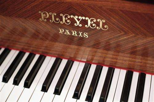 France's Pleyel piano maker plays final note