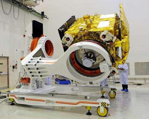 India's first Mars mission set to blast off seeking methane signature