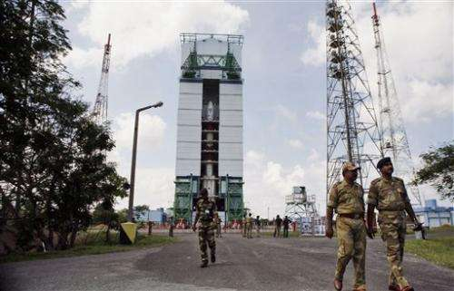 India vies for elite role in space with Mars trip