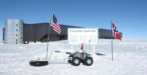 In Greenland and Antarctic Tests, Yeti Helps C