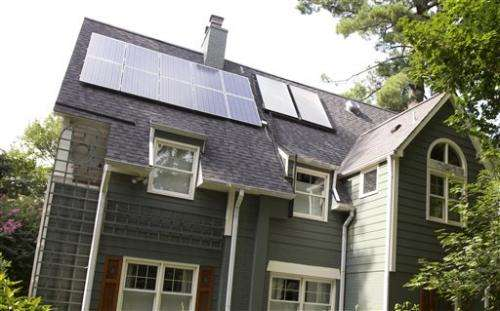 Leasing solar a cost-saving option for homeowners