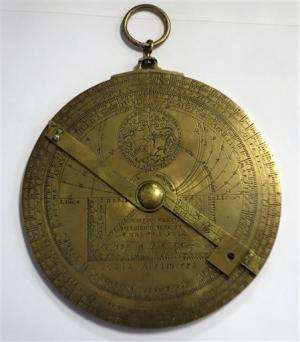 Swedish museum to recover lost scientific artifact