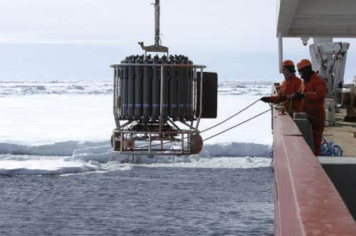 Undersea mountains provide crucial piece in climate prediction puzzle