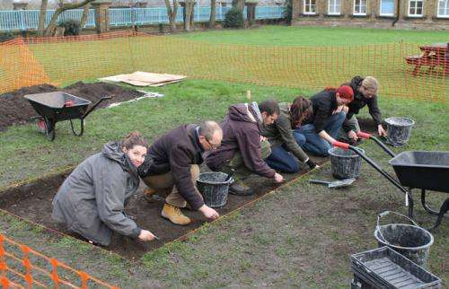 Unearthing Seething Wells' secret garden